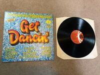GET DANCIN' - VINYL LP - TE307 K-Tel