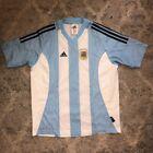 Argentina 2002/04 Home Football Shirt YL
