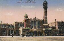Gand La Gare St.Pierre feldpgl1916 B9048