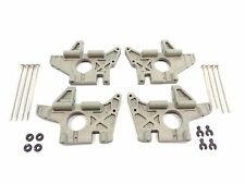 NEW TRAXXAS T-MAXX 2.5 4910 COMPLETE BULKHEAD SET FRONT & REAR WITH PINS .15 3.3