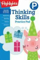Preschool Thinking Skills by HIGHLIGHTS (English) Paperback Book New