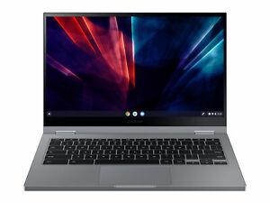 """NEW Samsung Galaxy Chromebook 2 13.3"""" FHD QLED Touch 4GB/64GB SSD Celeron 5205U"""