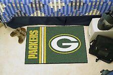 336ce6c0655 ... Football Field Runner.  47.90 New. FANMATS Green Bay Packers Uniform  Inspired Starter Mat F0008244