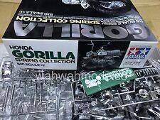 Tamiya 16031 1/6 Motorcycle Model Kit Honda Gorilla Spring