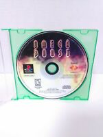 Omega Boost (Sony PlayStation 1, 1999). DISC ONLY Tested Fast Shipping