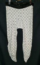 Womens NOVARA Capri Knickers CYCLE Size Small Polyester Spandex White