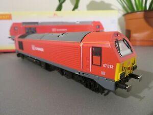 hornby r33574 db schenker class 67 no 67103 dcc ready