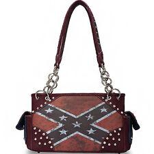 Concealed Carry Flag Shoulder-Bag