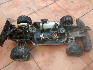 Mantua Model Demon 1:8 Buggy 2WD Nitro RC Vintage Anni 80 rara