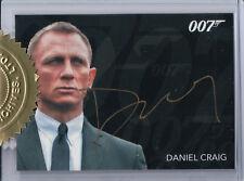 James Bond Classics 2016 - Daniel Craig 'James Bond' Autograph Card