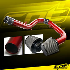 05-06 Scion tC 2.4L 4cyl Red Cold Air Intake + Stainless Steel Air Filter