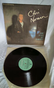 Chris Norman - LP – Some Hearts Are Diamonds Hansa 1986