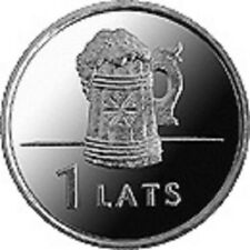 Latvia / Lettland - 1 lat Beer mug