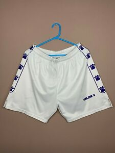 Real Madrid 1990's Vintage Football Soccer Kelme Rare Shorts size M