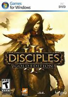 Disciples III Gold - PC Game - Brand New