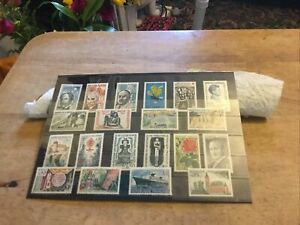 France Unmounted Mint Stamps Lot