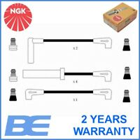 Jeep IGNITION CABLE KIT Genuine Heavy Duty Ngk 8284 05017059AA