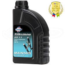 Silkolene ajuste 2.5W Horquilla & suspensión fluido 1 litros 1L