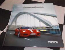 Ferrari 360 Car Manuals and Literature