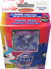 Neues AngebotMy Little Pony Canterlot Nights Princess Luna and Rainbow Dash Theme Deck