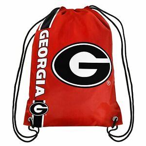 Georgia Bulldogs - Drawstring Bag - Backpack - Gym Bag (NCAA)