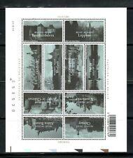 SELLOS BELGICA 2002 3069/78 TURISMO CASTILLOS 10 v. B