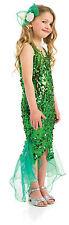Mädchen-Kostüme & -Verkleidungen aus Polyester mit Meerjungfrau-Thema
