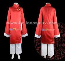 Katekyo Hitman Reborn Fon Cosplay Costume H008