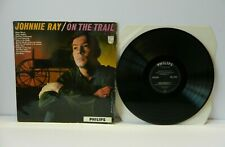 Johnnie Ray On the Trail Original 1959 Philips LP BBL.7363