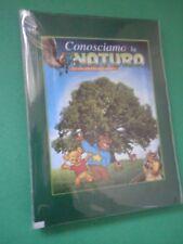 Bustina Figurine Conosciamo la Natura Packet Tüten Pochette CA1