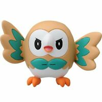 Takara Tomy Pokemon MC MONCOLLE-EX 11 Mini Pocket Monster Figure Rowlet Mokur?
