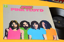 PINK FLOYD LP MASTER OF ROCK ORIG HOLLAND RARE POP ART LAMINATED COVER !!