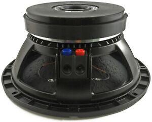 "12"" Pro Mid Bass Loudspeaker Woofer 3"" Glass Fibre VC 1250W MB Acoustics 17.3LB"