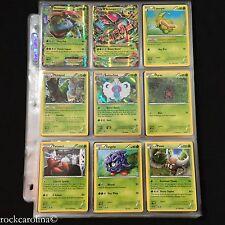 Pokemon XY GENERATIONS COMPLETE MASTER SET 83/83 + RADIANT + REVERSE (NM/M)