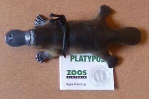 AUSTRALIAN ANIMAL GIFT PLATYPUS LARGE REPLICA Approx 9cm