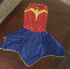 Rubies Wonder Woman Costume Dress Size Large