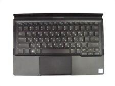 Dell Latitude 12 7275 XPS 12 9250 K18A Premier Keyboard + Folio HEBREW Layout