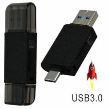 Nano Memory Card Reader USB 3.0 High Speed Micro SD TF NM Card Reader for Huawei