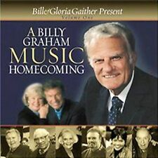 A Billy Graham Music Homecoming, Vol. 1 by Bill & Gloria Gaither (Gospel) (CD, O