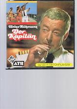 Super 8 Film : Der Kapitän (Heinz Rühmann)