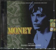 CD MONEY ENNIO MORRICONE 2009 LTD EDIT .NUMB SEALED COLONNA SONORA ORIGINALE