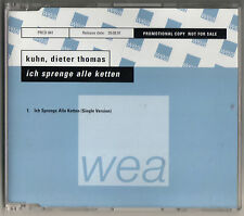 Dieter Thomas Kuhn - Ich sprenge alle Ketten (Single Version, 3:17) Es ist nur d