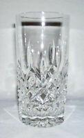 WATERFORD ~ Elegant Cut Crystal 12 Oz. HIGHBALL-TUMBLER (Lismore) ~ Ireland