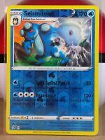 Seismitoad  46/192 S&S: Rebel Clash  Reverse Holo  Mint/NM Pokemon