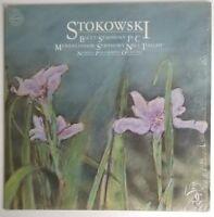 Stokowski Bizet Mendelssohn Symphonies Vinyl LP Columbia M34567