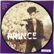"PRINCE - Controversy (7"") (Picture Disc) (EX/NM) (1)"