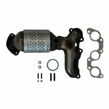 Exhaust Manifold with Integrated Catalytic Converter Front Right Cateran 33213