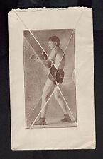 1912 North Dakota USA Cover Harry Green Bantam Weight Boxer