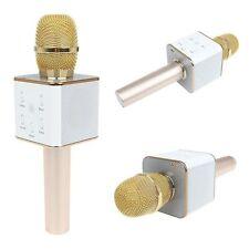 Portable Q7Wireless Bluetooth Handheld KTV Karaoke Microphone Speaker Best Price