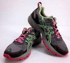 Asics Gel-Venture 5 Titanium Pistachio Pink Training Shoes Women's Sz 7.5 T5N8N